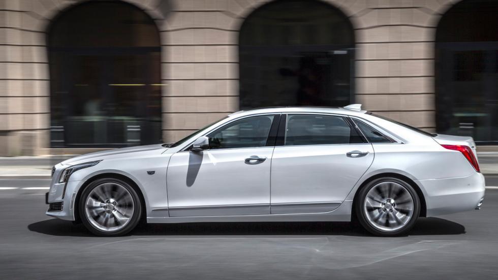 Cadillac CT6 2016 Europa