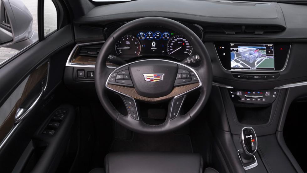 Cadillac XT5 2016 Europa