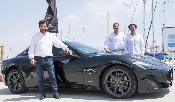 barco maserati debuta valencia gran turismop