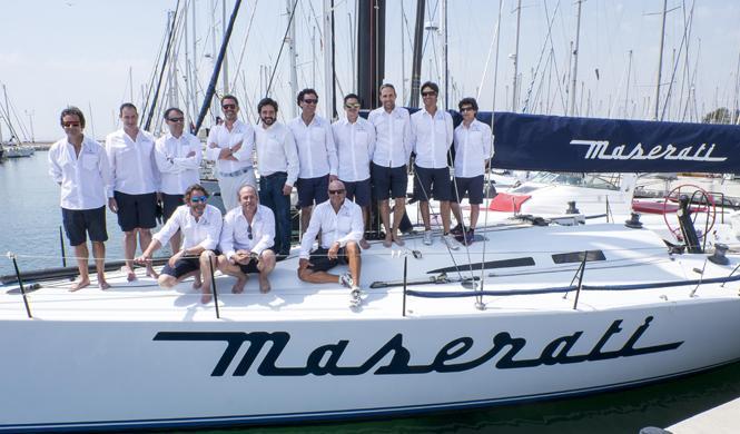 barco maserati debuta valencia tripulacion