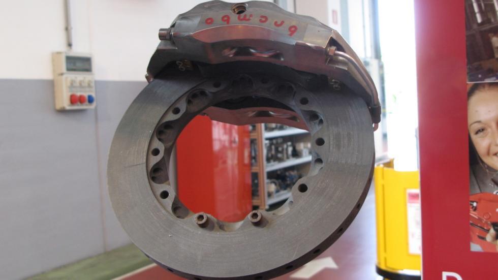Pinza de freno de F1 de monobloque de aluminio