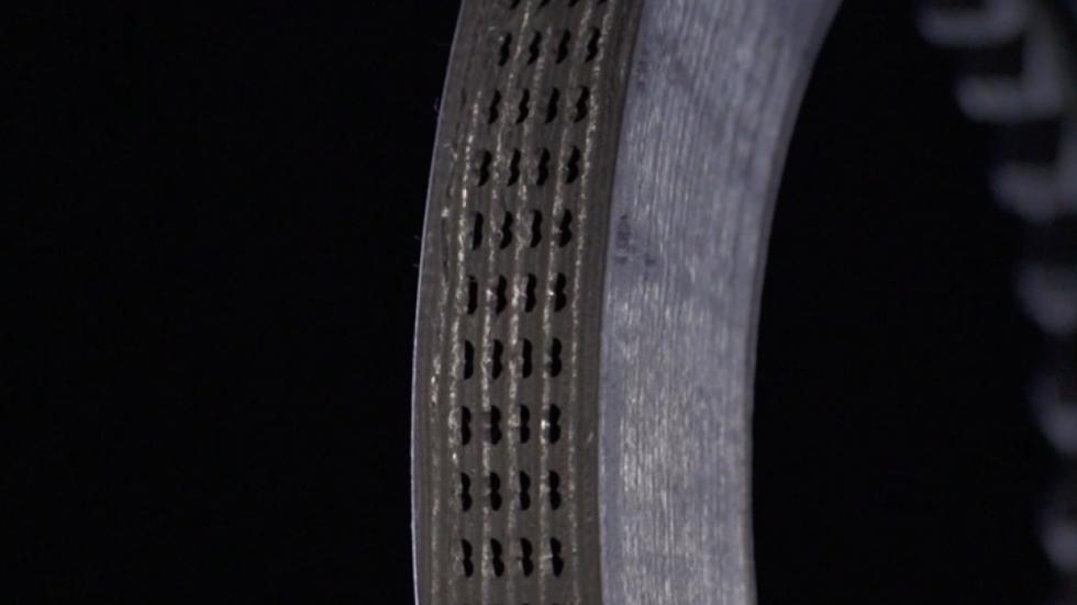 disco de freno de carbono