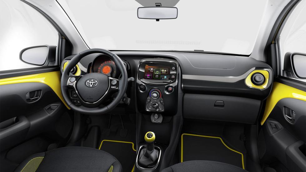 Toyota AYGO x-cite