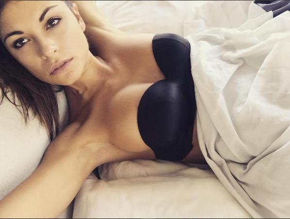 Linda Morselli, ex de Rossi y novia de Alonso