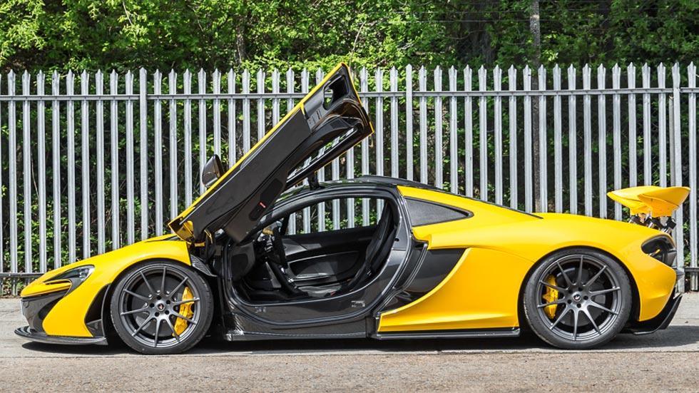 McLaren p1 nuevo venta lateral puertas