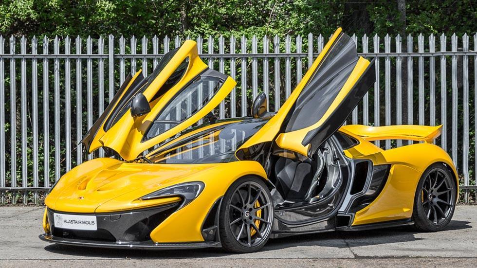 McLaren p1 nuevo venta puertas