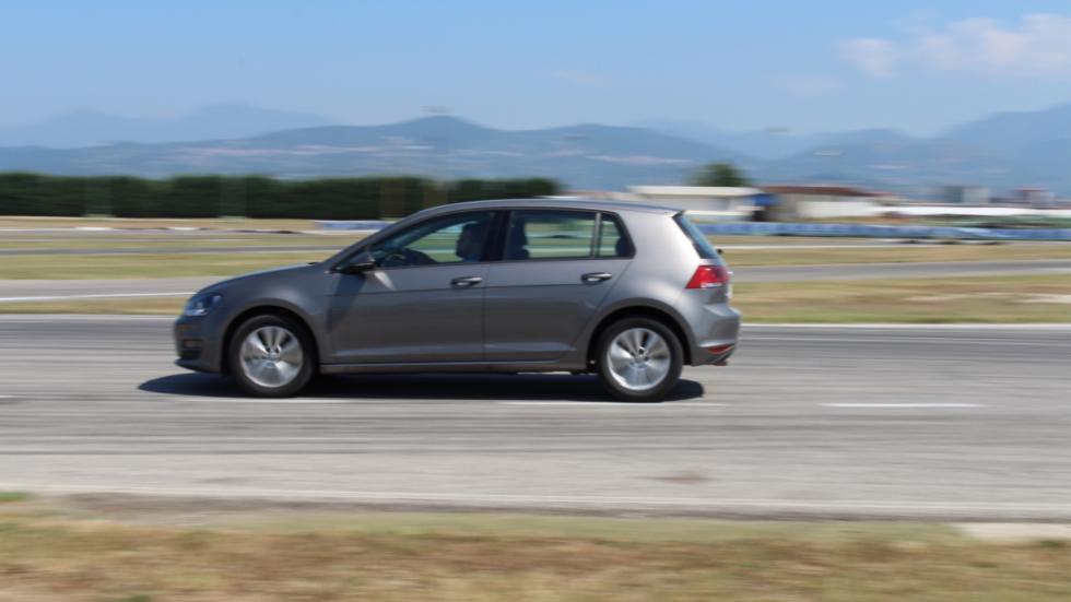 VW Golf sin Ferodo Eco-Friction