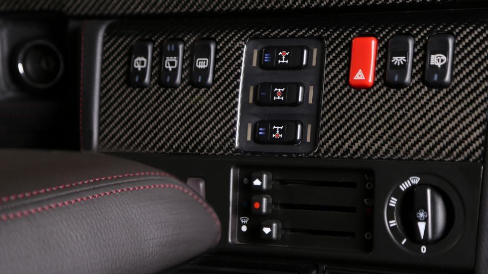 Mercedes Clase G Carbon Motors fibra carbono