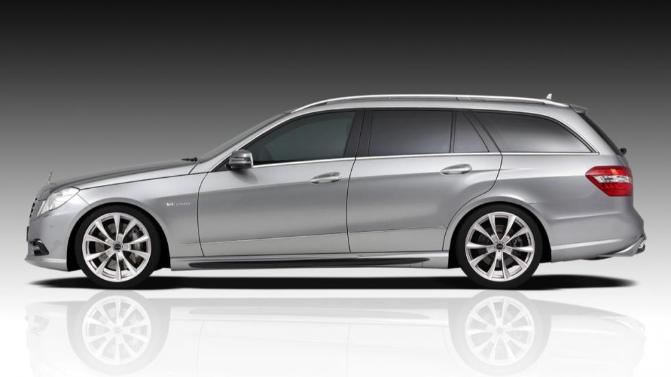 Mercedes Clase E Piecha Design lateral