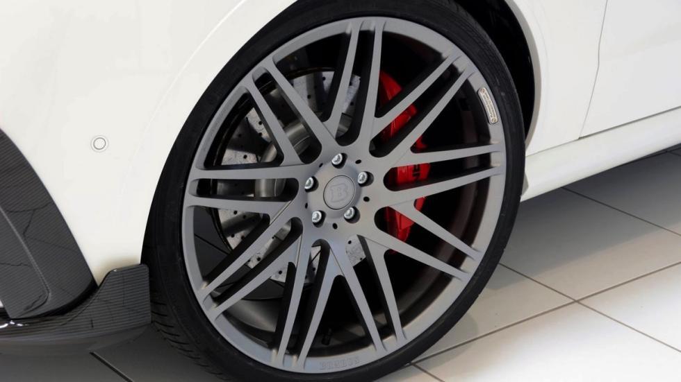 Mercedes GLE 63 AMG Brabus rueda