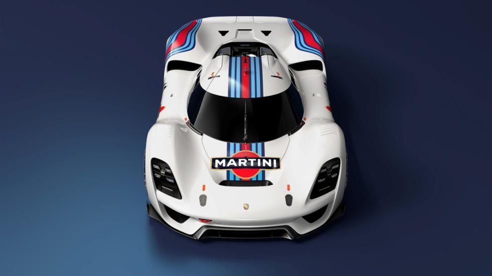 Porsche 908-4 Concept