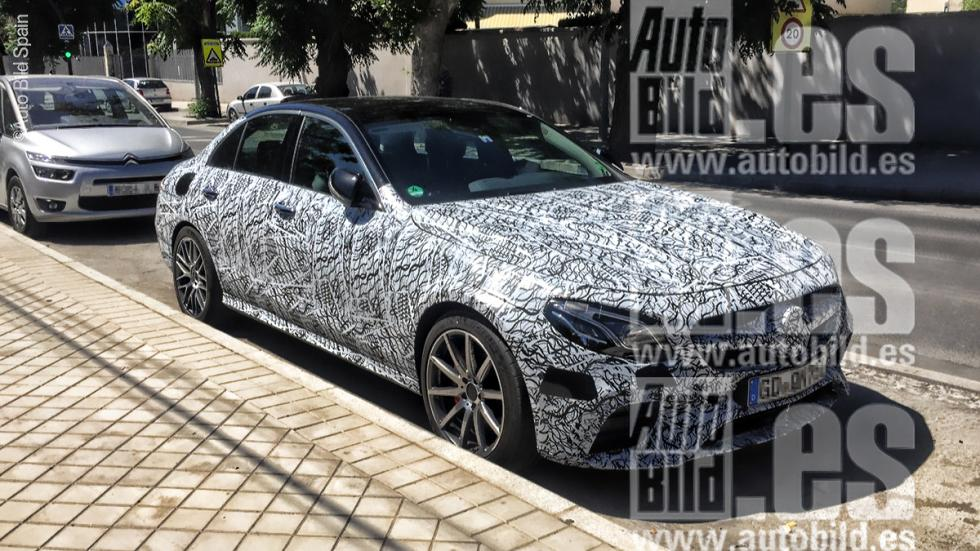 Mercedes CLA AMG frontal