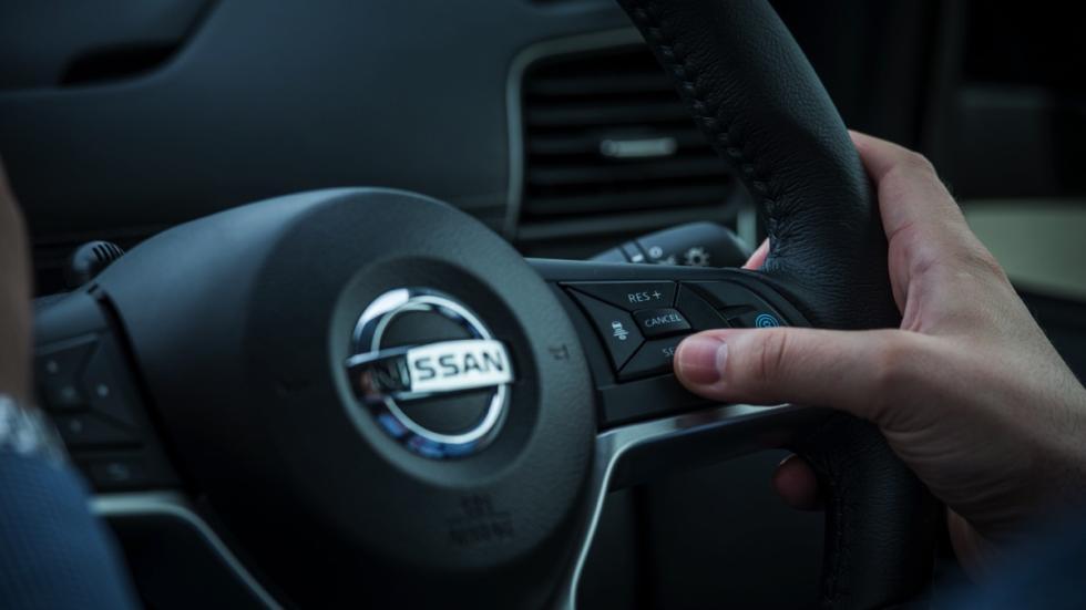 Activación del Nissan ProPILOT