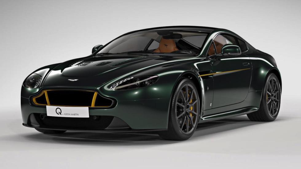 Aston Martin V12 Vantage S Spitfire 80 frontal