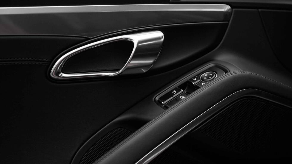 Prueba: Porsche 718 Cayman 2016 puerta