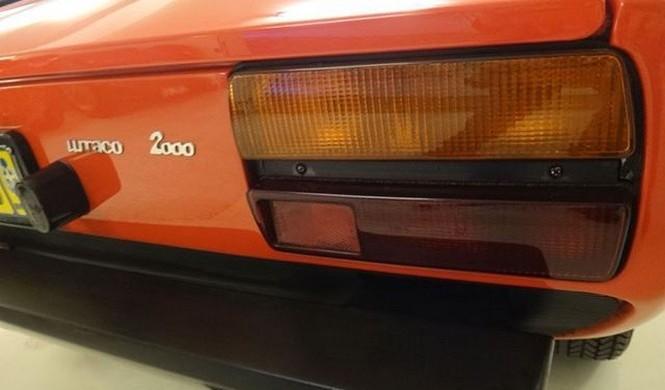 Lamborghini Urraco P200 venta