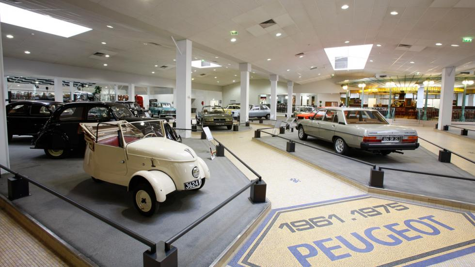 Museo Peugeot 1