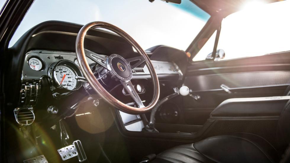 Restauracion Shelby Mustang GT500CR