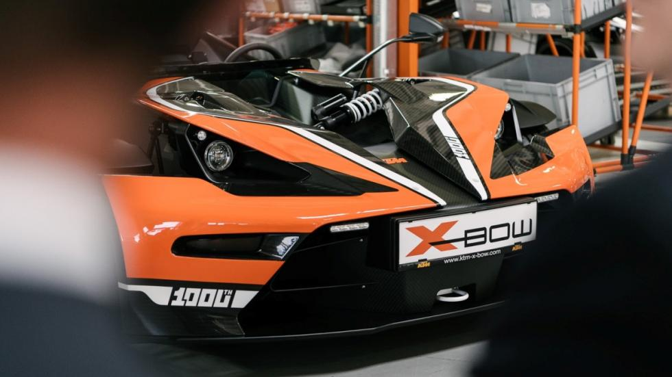 KTM X-Bow 2016