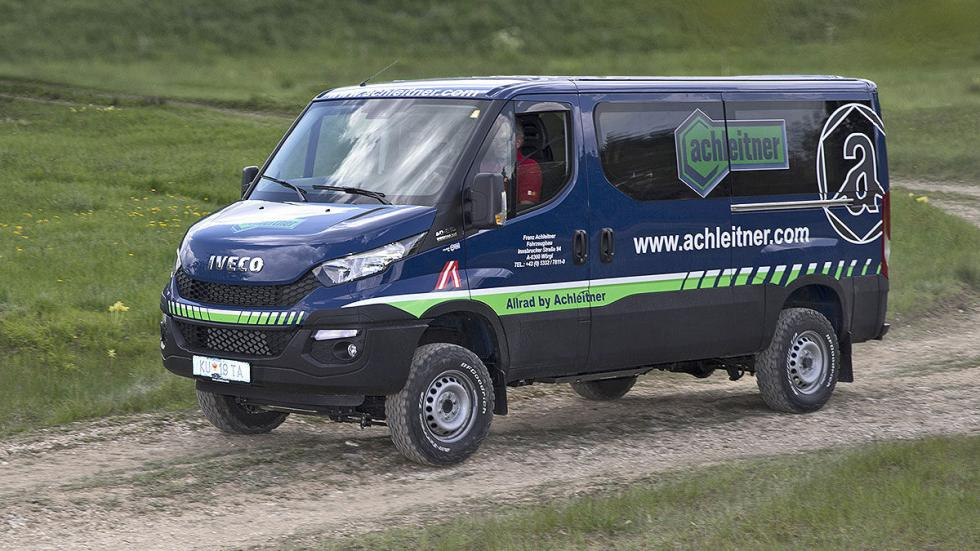 Iveco Daily 4WD exterior
