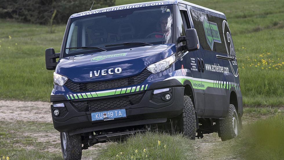 Iveco Daily 4WD exterior offroad