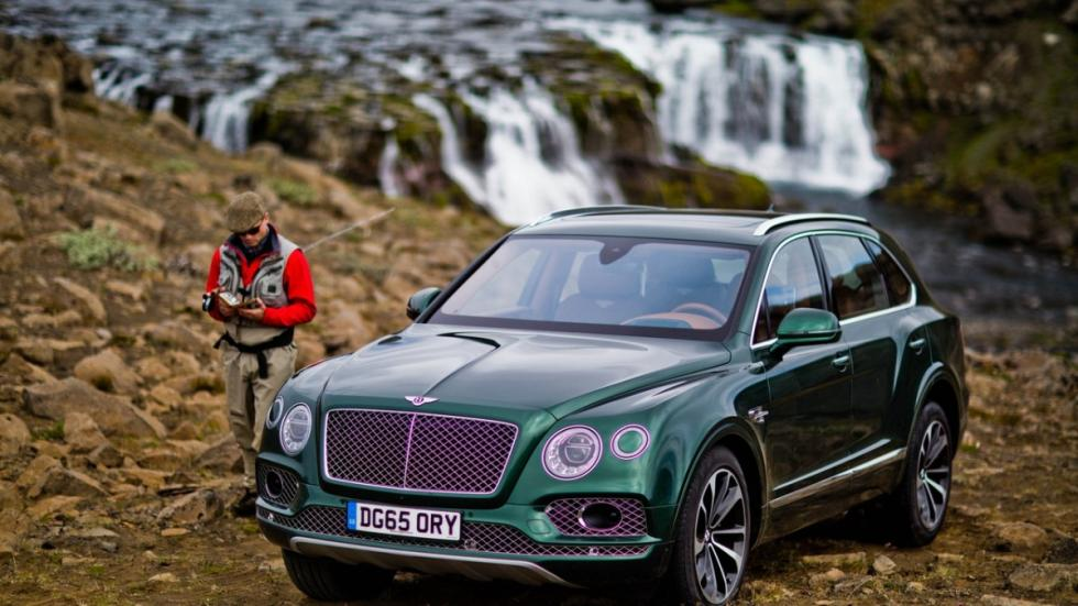 Bentley Bentayga by Mulliner