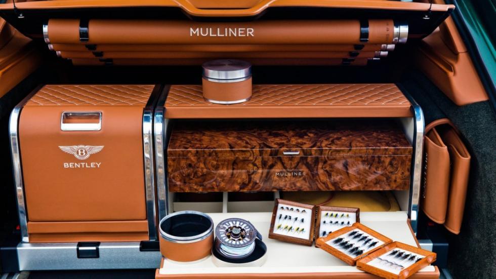 Bentley Bentayga by Mulliner