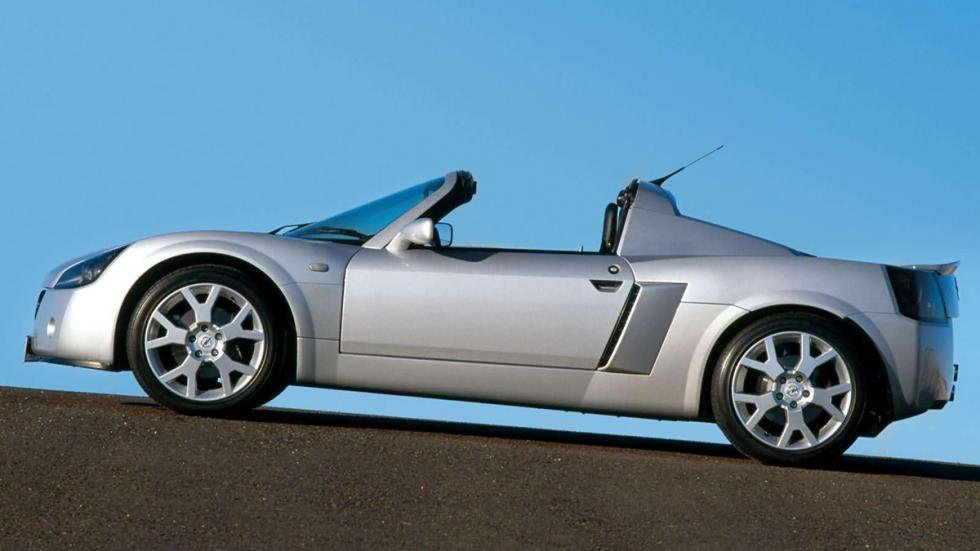 Opel Speedster lateral