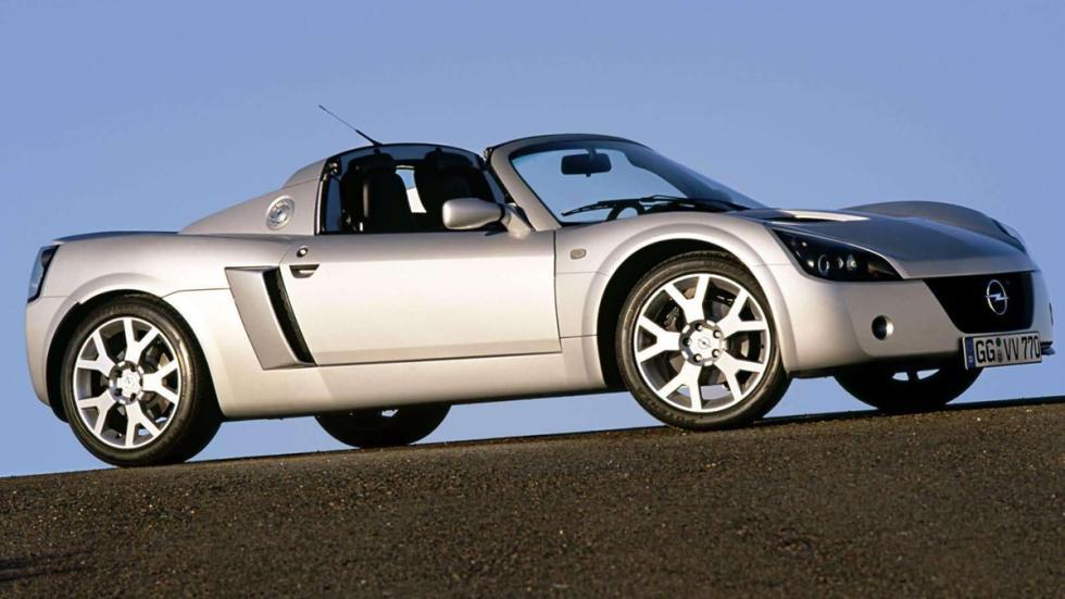 Opel Speedster delantera