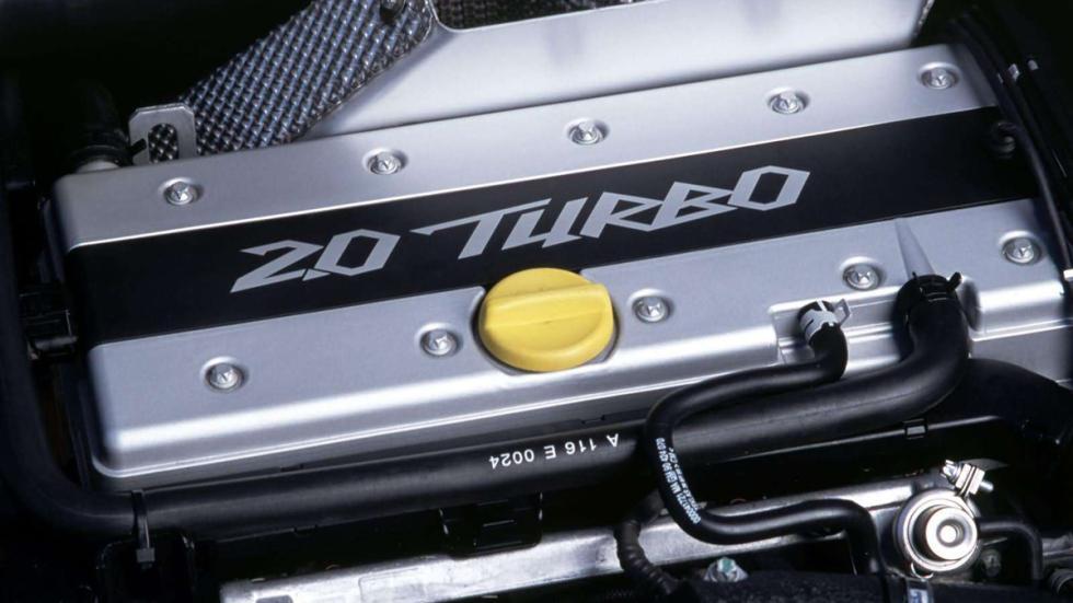Opel Speedster motor