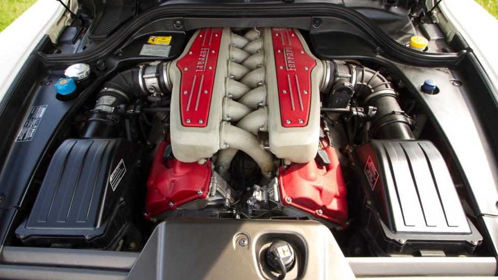 subasta Ferrari 599 GTB Fiorano motor