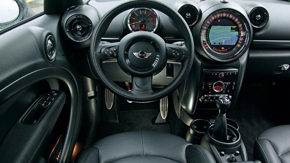 3 Cara a cara: Audi Q2 vs Mini Countryman