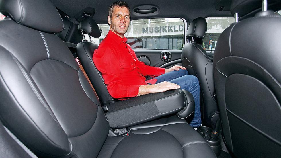 6 Cara a cara: Audi Q2 vs Mini Countryman