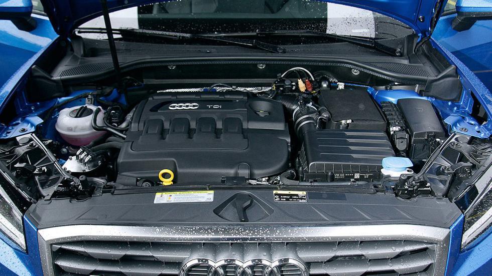 8 Cara a cara: Audi Q2 vs Mini Countryman