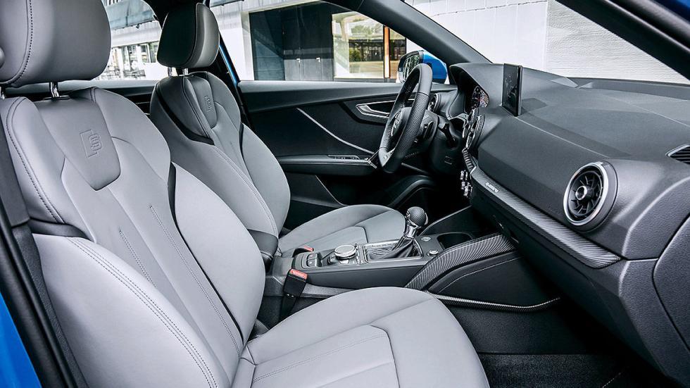 9 Cara a cara: Audi Q2 vs Mini Countryman