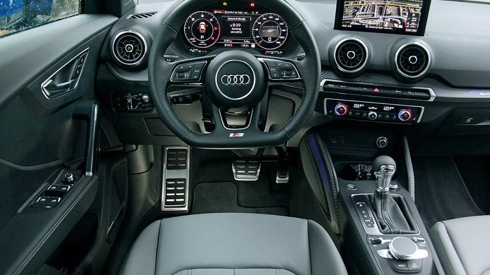 10 Cara a cara: Audi Q2 vs Mini Countryman