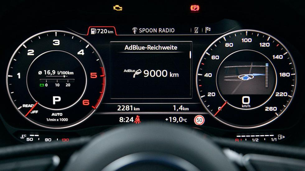 11 Cara a cara: Audi Q2 vs Mini Countryman