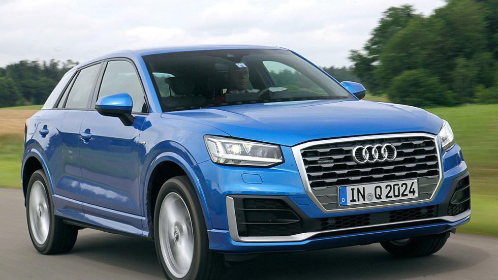 13 Cara a cara: Audi Q2 vs Mini Countryman