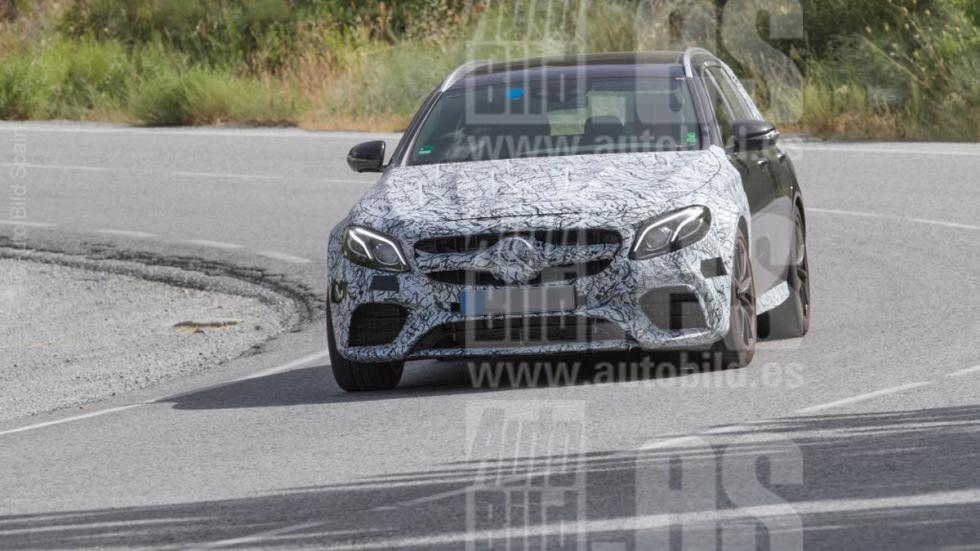 Mercedes-AMG E 63 Estate 2017 delantera