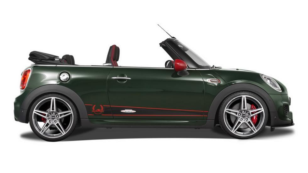 Mini Cabrio AC Schnitzer lateral