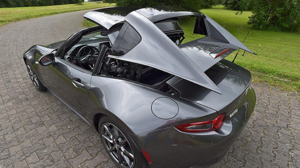 Mazda MX-5 RF  techo plegable