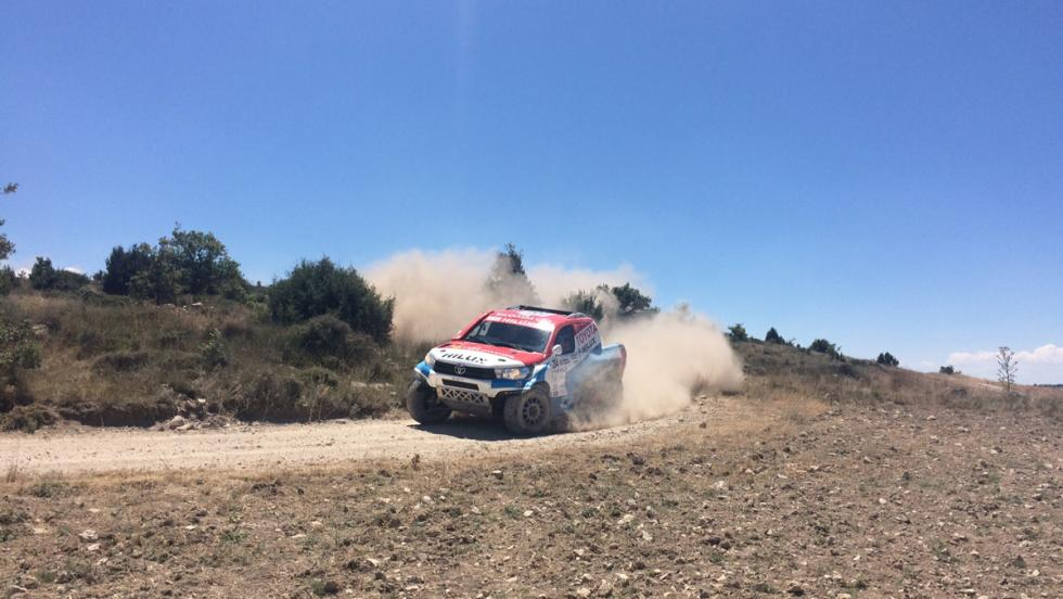 Toyota Hilux Nani Roma, 3