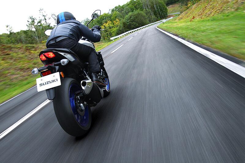 Suzuki-SV650