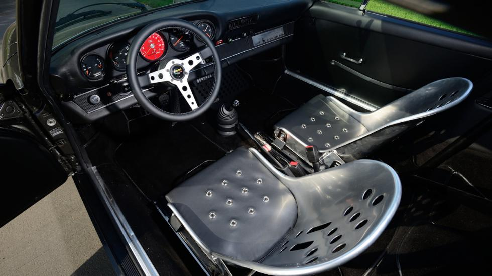 Porsche Bisimoto 911BR interior