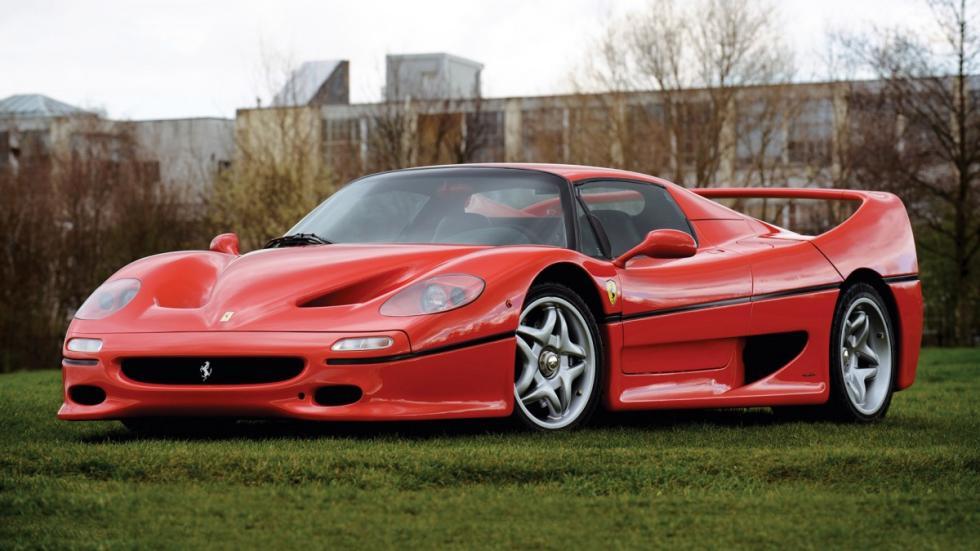 Cinco mejores Ferrari de la Historia