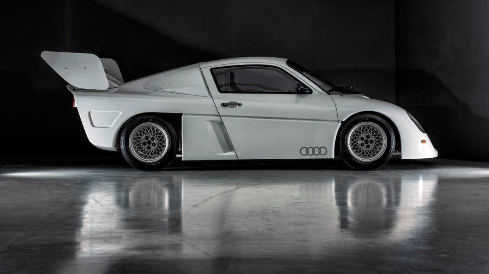 Audi Quattro Group S Prototype