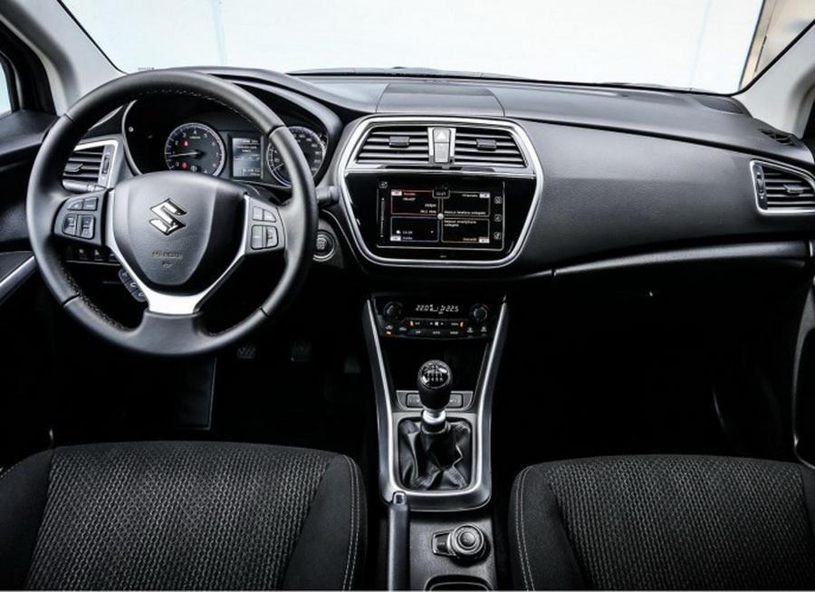 Suzuki SX4 S-Cross 2016