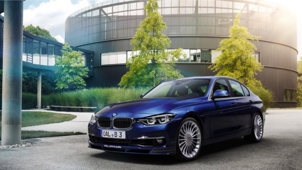 Alpina B4 Bi-Turbo Coupe lateral