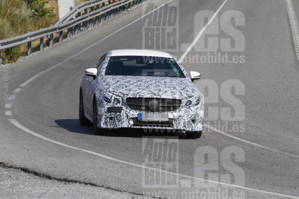 Mercedes Benz Clase E Coupé AMG 2017
