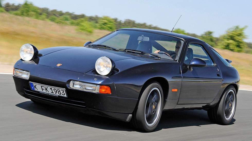 ¿El regreso del Porsche 928?